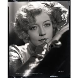 Marion Davies camera negatives by Clarence Sinclair Bull and George Hurrell