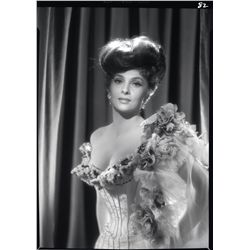 Gina Lollobrigida camera negatives by John Engstead