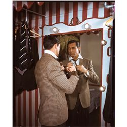 Male star collection of (9) color transparencies Cary Grant, Marlon Brando, Tony Curtis, etc.