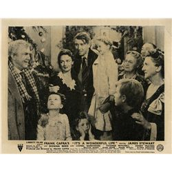 Capra 15 UK front-of-house lobby cards - Lost Horizon, It Happened One Night & It's a Wonderful Life