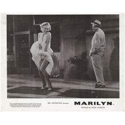 4 UK front-of-house lobby card sets, Ben-Hur, The Long Long Trailer, Some Like It Hot & Marilyn