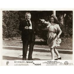 Classic comedy  3 UK front-of-house lobby card sets for Marx Bros. & W.C. Fields films