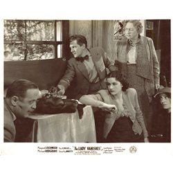 Great Directors collection: Alfred Hitchcock & Orson Welles: 4 UK front-of-house lobby card sets