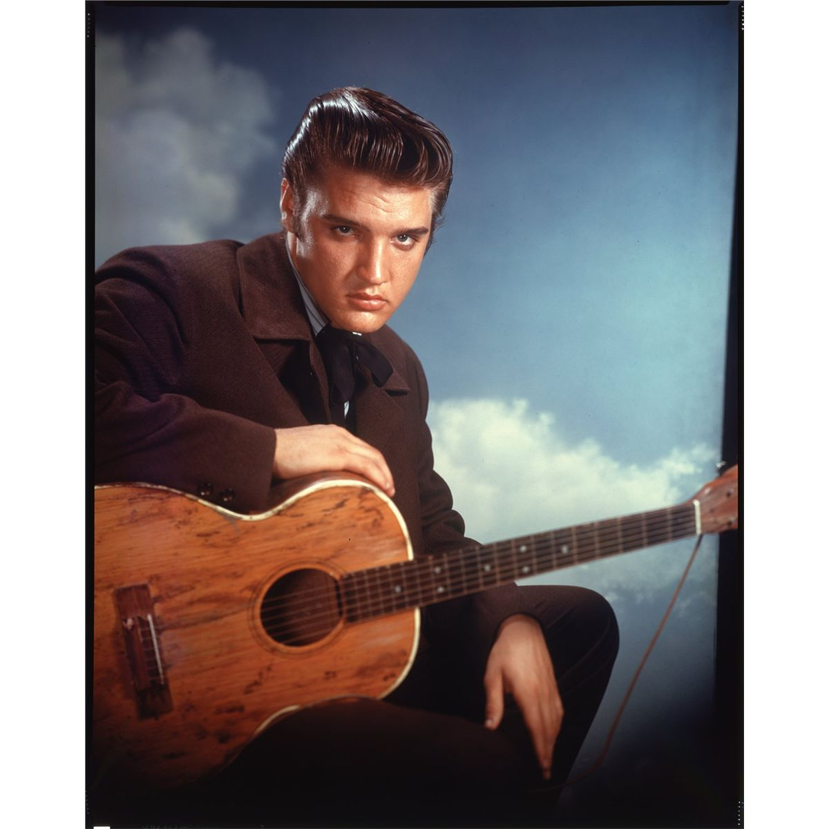 elvis presley color transparencies and camera negatives from viva
