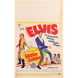 Elvis Presley  10 window-card posters including Viva, Las Vegas! , Kid Galahad, & Blue Hawaii