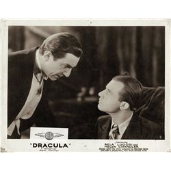 Dracula group of (7) original UK front-of-house stills