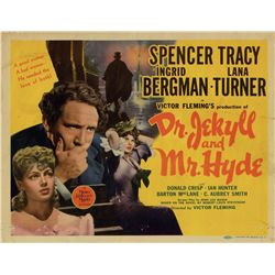 Dr. Jekyll and Mr. Hyde original Title-Card for the 1941 version