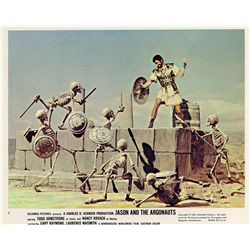 Jason and the Argonauts complete set of (10) color stills