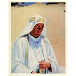 Lawrence of Arabia complete set of (12) deluxe roadshow lobby cards