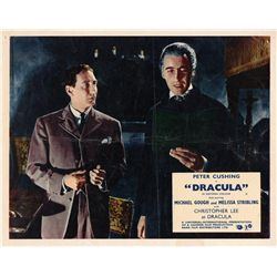 Hammer film  6 UK lobby card sets, including Horror of Dracula & Frankenstein Created Woman