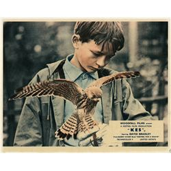 Great UK films  7 UK front-of-house lobby card sets, including Kes & Chitty Chitty Bang Bang