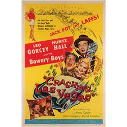 Bowery Boys collection of (10) 1-sheet posters