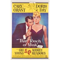 Doris Day collection of (10) 1-sheet posters including That Touch of Mink