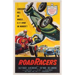 Car Racing collection of (6) 1-sheet posters including Road Racers