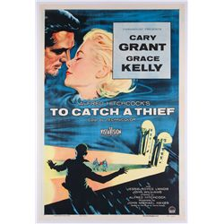 To Catch a Thief 1-sheet poster