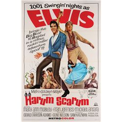 Elvis Presley collection of (5) 1-sheet posters, including Follow that Dream