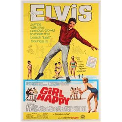 Elvis Presley collection of (4) 1-sheet posters, including Flaming Star
