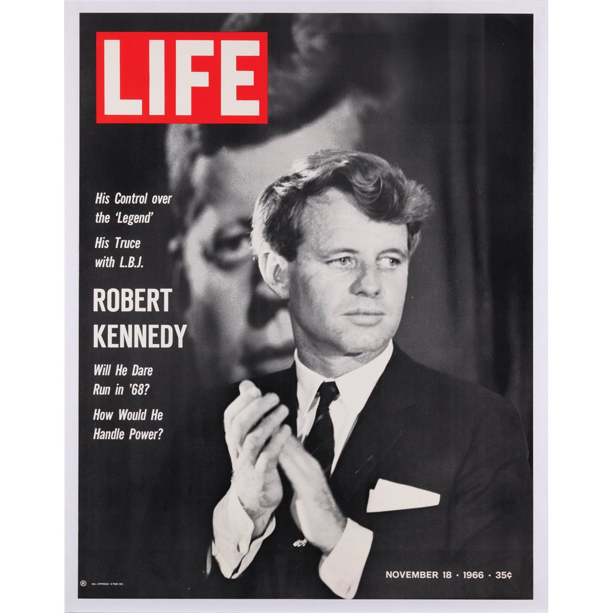 biography of robert kennedy Robert francis kennedy was a famous politician of usa in the 1960s he was the younger brother of the us president john f kennedy he served as a senator for new york for three years and.