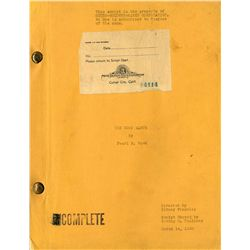 Albert Lewin  8 film scripts, including The Good Earth, The Picture of Dorian Gray, & Pandora