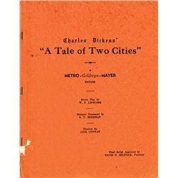 Charles Dickens film scripts (2): Great Expectations and A Tale of Two Cities