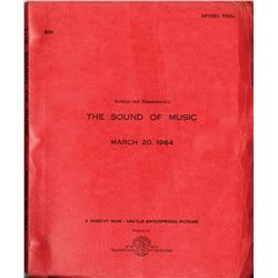 The Sound of Music script