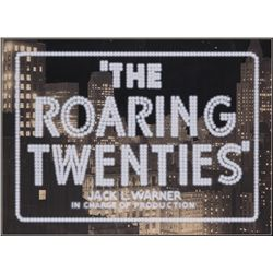 The Roaring Twenties original camera artwork