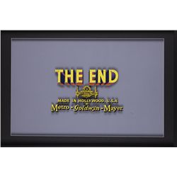 M-G-M end title camera art