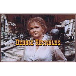 Debbie Reynolds title for How the West Was Won
