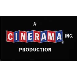 Cinerama main title camera art