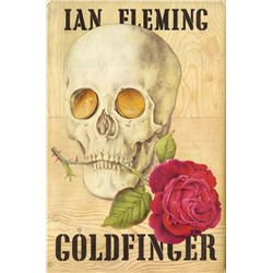 Goldfinger by Ian Fleming First Edition