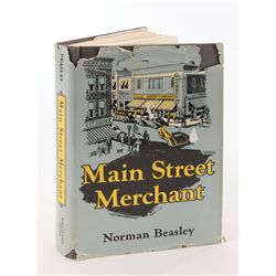 Main Street Merchant signed by J. C. Penney