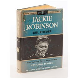 Jackie Robinson signed First Edition