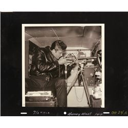 Honey West main title sequence camera art, many signed by Anne Francis