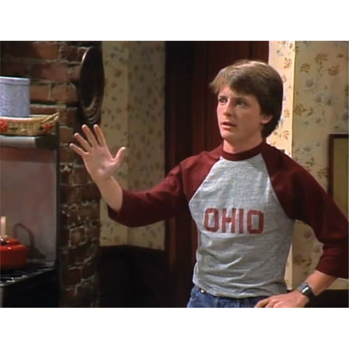 Image result for family ties michael j fox