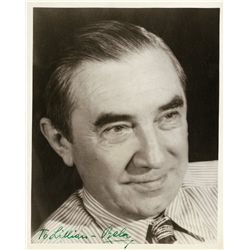 Vintage portrait of Bela Lugosi ca. 1940 inscribed by him to his wife Lillian
