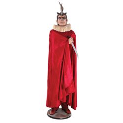 "Charlie Chan at the Opera spectacular Boris Karloff ""Mephisto"" screen-used cape and display"