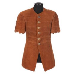 Gary Cooper Marco Polo tunic from The Adventures of Marco Polo