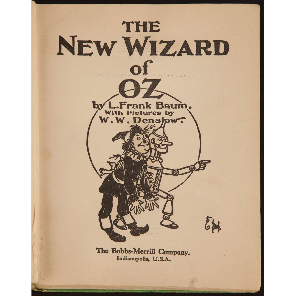 "the wizard of oz parable on Populism what is it heard of the wizard of oz these are connected with the littlefield theory in 1900, l frank baum, wrote ""the wizard of oz"" as a."