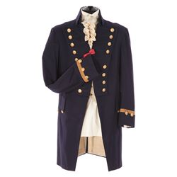 "Laurence Olivier ""Lord Horatio Nelson"" 3-piece Royal Naval costume from That Hamilton Woman"