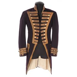 Henry Wilcoxon and Miles Mander Royal Naval long jackets from That Hamilton Woman