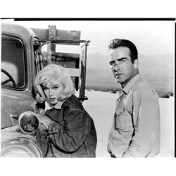 Marilyn Monroe, Montgomery Clift and Clark Gable original camera negatives from The Misfits