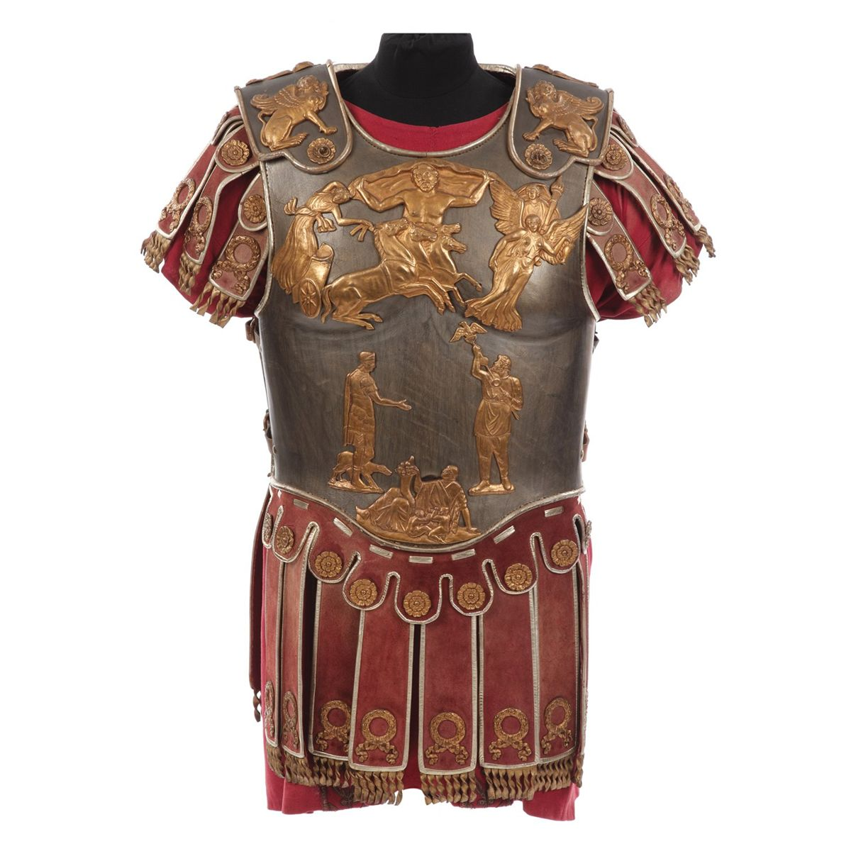 Roman costume worn by Christopher Plummer as u201cCommodusu201d in The Fall of the Roman Empire  sc 1 st  iCollector.com & Roman costume worn by Christopher Plummer as u201cCommodusu201d in The Fall ...