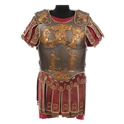 "Roman costume worn by Christopher Plummer as ""Commodus"" in The Fall of the Roman Empire"
