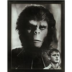 Collection of John Chambers Planet of the Apes photographs