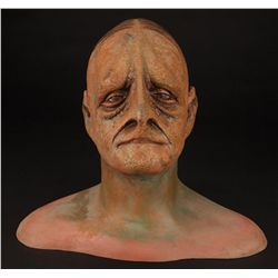 Pair of John Chambers Mutant concept sculpts for Beneath the Planet of the Apes