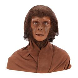 "Kim Hunter ""Zira"" head study display"