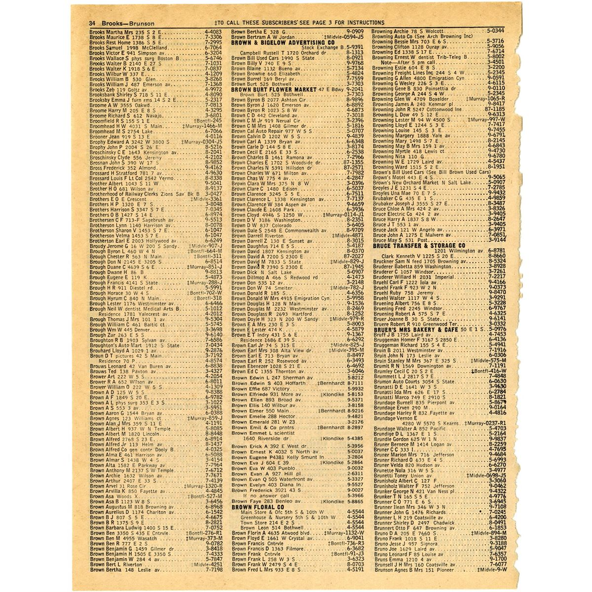 Yellow Pages amp White Pages  Names and Numbers