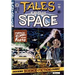 """Tales from Space"" comic book from Back to the Future"