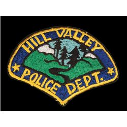 Hill Valley Police 1955 patch from Back to the Future
