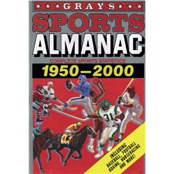 Grays Sports Almanac from Back to the Future II